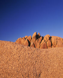 Rock formations in a national park von Panoramic Images