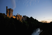 Lismore Castle, Lismore, County Waterford, Ireland von Panoramic Images