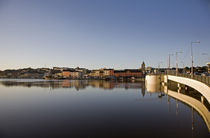 Bridge over the River Suir, Waterford City, County Waterford, Ireland by Panoramic Images