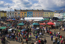 Waterford Festival of Food, Food Fair, Dungarvan, Co Waterford, Ireland by Panoramic Images