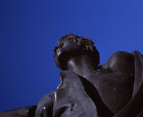 Low angle view of a statue, Martyrs Statue, Martyrs' Square, Beirut, Lebanon by Panoramic Images