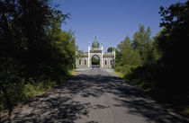 Dromana Gates, Near Cappoquin, County Waterford, Ireland by Panoramic Images