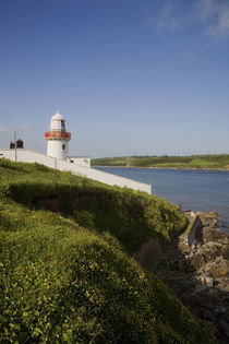 Youghal Lighthouse von Panoramic Images