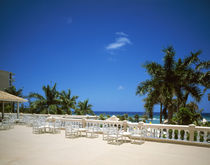 Patio Montego Bay Jamaica by Panoramic Images