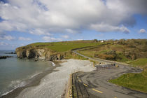 Ballyvooney Cove, Copper Coast, Co Waterford Ireland von Panoramic Images