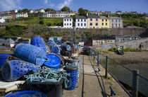 The Fishing Harbour, Cobh, County Cork, Ireland by Panoramic Images