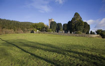 Old Churchyard at Mocollop, Near Ballyduff, County Waterford, Ireland by Panoramic Images