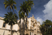 Theater in a park, Casa del Prado, Balboa Park, San Diego, California, USA by Panoramic Images