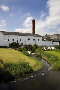 Lockes Whiskey Distillery (1757), Kilbeggan, County Westmeath, Ireland by Panoramic Images