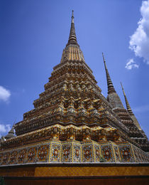 The Grand Palace, Bangkok, Thailand by Panoramic Images