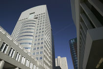 Low angle view of a building, 700 Walnut Street, Des Moines, Iowa, USA by Panoramic Images
