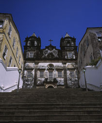 Low angle view of a church, Pelourinho, Salvador, Brazil von Panoramic Images