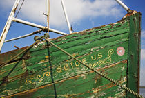 Old Fishing Boat, Cheekpoint, County Waterford, Ireland von Panoramic Images