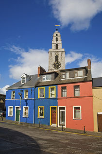 St Anne's Church Steeple, Shandon, Cork City, Ireland by Panoramic Images