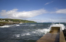 Cushendall Harbour, County Antrim, Ireland von Panoramic Images