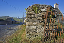 Early Morning, Allihies Village, Beara Peninsula, County Cork, Ireland von Panoramic Images