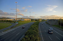 N7 Naas Dual Carriageway by Panoramic Images