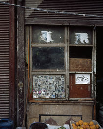 Store in a street, Syria von Panoramic Images