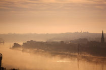 River Suir at Dawn, Waterford City, County Waterford, Ireland by Panoramic Images