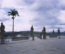 Statues of prophets von Panoramic Images