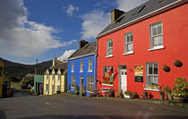 Eyeries Village, Beara Peninsula, County Cork, Ireland by Panoramic Images