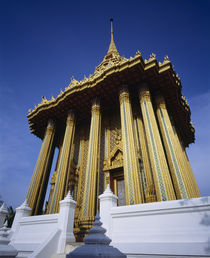 Phra Mondop, Wat Phra Kaew, Grand Palace, Bangkok, Thailand by Panoramic Images