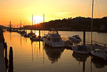 The Marina, The Quays, Waterford City, Ireland by Panoramic Images