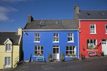 Eyeries Village, Beara Peninsula, County Cork, Ireland von Panoramic Images