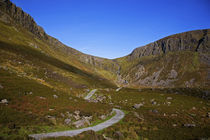 The Mahon Falls, Comeragh Mountains, County Waterford, Ireland von Panoramic Images