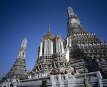 Wat Arun, Temple of Dawn, Bangkok, Thailand by Panoramic Images