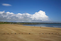 The Strand, Ardmore, County Waterford, Ireland von Panoramic Images