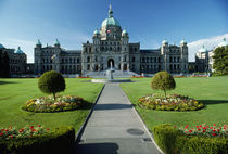 Provincial Capital Building by Panoramic Images