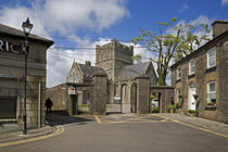 St Brigid's CI Cathedral, Kildare Town, Co Kildare, Ireland von Panoramic Images