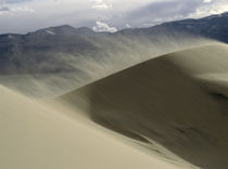 USA, California, Mojave Desert, Eureka Dunes von Panoramic Images