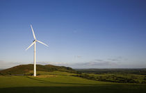 Beallough Windfarm, Above Portlaw, County Waterford, Ireland by Panoramic Images