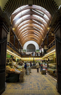 The English Market, Cork City, Ireland von Panoramic Images