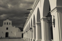 Church near a museum, Iglesia De Cachi, Cachi, Salta Province, Argentina by Panoramic Images