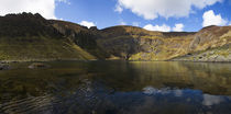 Lough Coumshingaun, Comeragh Mountains, County Waterford, Ireland by Panoramic Images