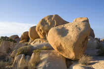 Rock Formations And Boulders by Panoramic Images