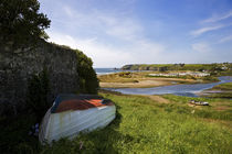 The Mahon River at Bunmahon, Copper Coast, Co Waterford, Ireland by Panoramic Images