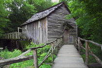 Cable Mill at Cades Cove, Great Smoky Mountains National Park, Tennessee, USA. by Panoramic Images