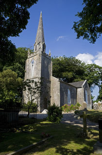 The Church of Ireland, Castletownroche, County Cork, Ireland von Panoramic Images