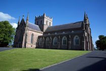 St Patrick's Cathedral, (CI) 19th Century, Armagh, County Armagh, Ireland by Panoramic Images
