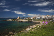 Hotel on the seaside by Panoramic Images