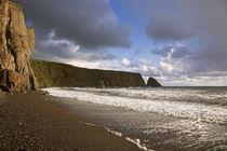 Ballydowane Beach, Copper Coast, County Waterford, Ireland von Panoramic Images