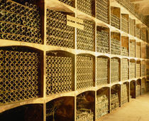 The wine cellar by Panoramic Images
