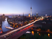 Berlin City by bromberger