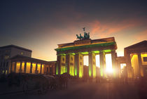 Brandenburger Tor by bromberger