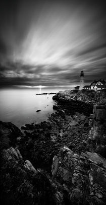 Portland Head Lighthouse von Moe Chen
