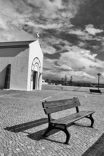 Zambujeira ́s Church by Tiago Pinheiro